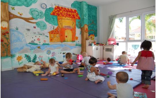 (Русский) Система дошкольного образования Франции