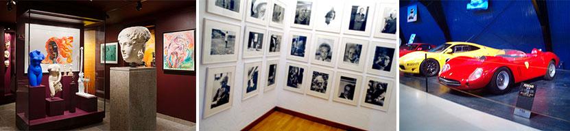Музеи в Мужен — для настоящих мужчин